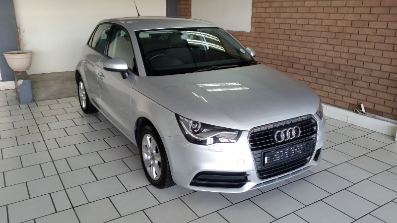2013 Audi A1 Sportback 1.2 TFSI Attraction 5DR