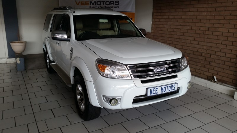 2012 Ford Everest 3.0 TDCI LTD 4X4 A/T