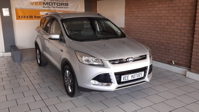 2015 Ford Kuga 1.5 Ecoboost Trend A/T