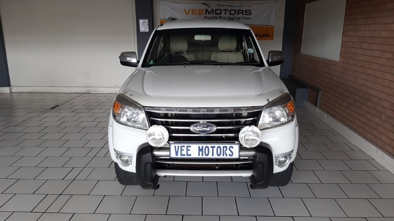 2010 Ford Everest 3.0 TDCI 4X4 A/T